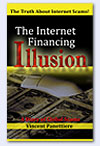 The Internet Financing Illusion Book Cover and Link