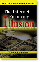 The Internet Financing Illusion Book Cover