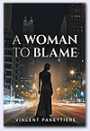 A Woman To Blame Book Cover and Link