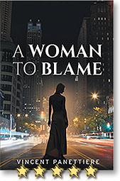 A Woman To Blame Book Cover